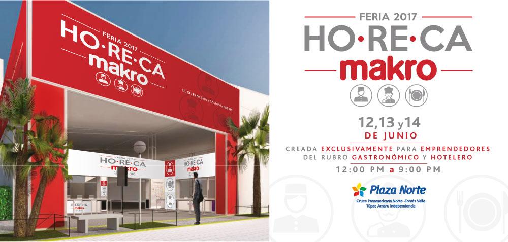 Atención emprendedores. Se viene la Feria Horeca de Makro con talleres gratuitos