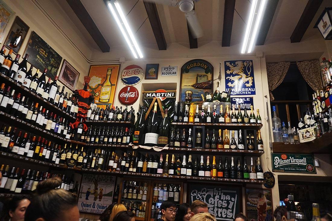 quimet and quimet ¿Qué comer en Barcelona?