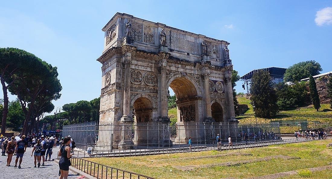 Viajar sola a Roma: transporte, tours gratuitos y lugares turísticos