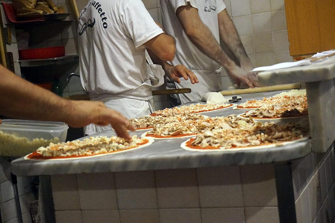 Viajar sola a Italia: ¿Dónde comer en Roma?