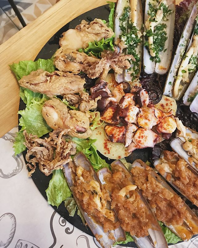 comida española en miraflores