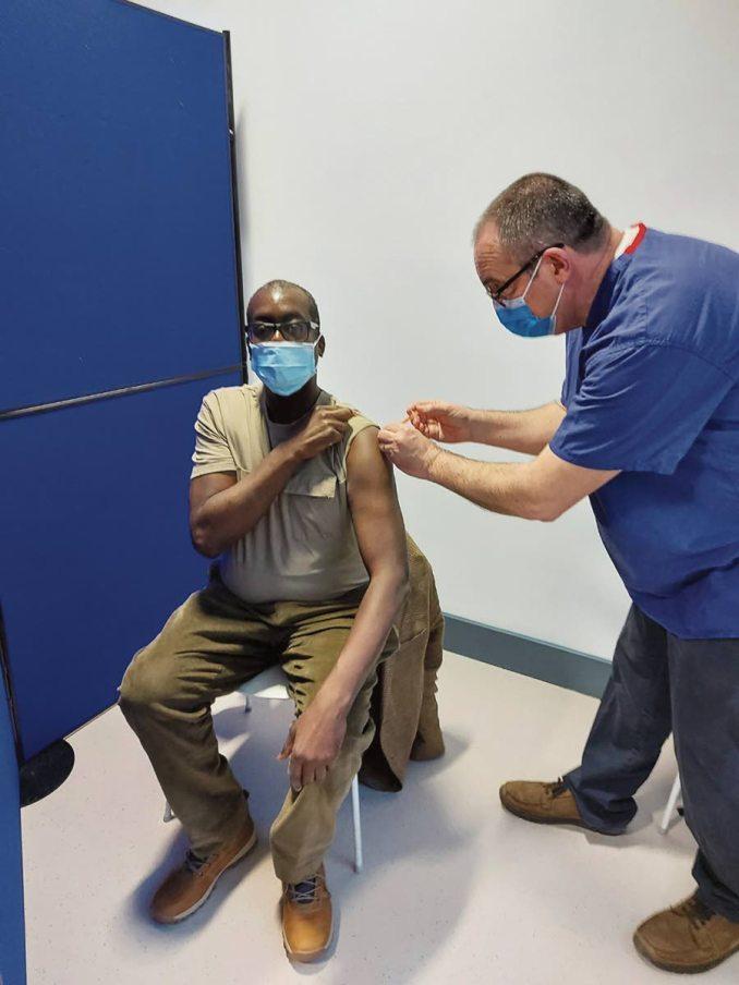 Community leaders, black MPs urge vaccine take-up