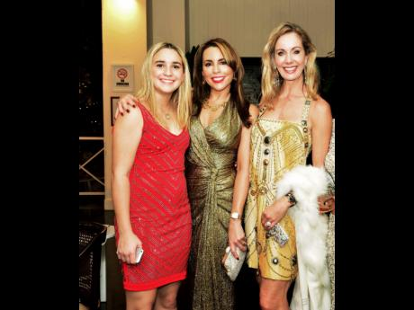 Valentines Of Glitz And Glam Outlook Jamaica Gleaner