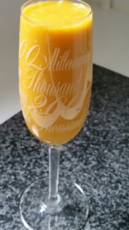 Grandma's Sunshine Tonic Drink