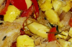 Ackee and Salt Fish