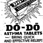 Blast from the Past: Do-Do Asthma Tablets?