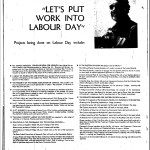 Jamaica @ 50 Reflections: Putting Labour into National Labour Days