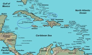Did You Know? … Former Dependencies of Jamaica: Cayman Islands and Turks and Caicos Islands