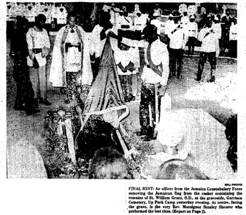 The Photo of the (The Daily Gleaner, Tuesday, September 6, 1977, pg. 1)