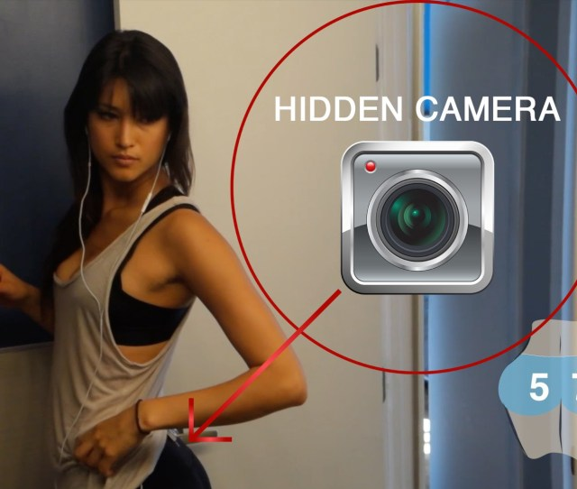 Video Watch What Happens When A Girl In Yoga Pants Wears Hidden Camera To Catch Men Staring