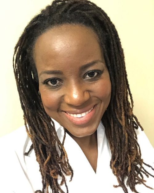 Jamaican Doctor Tells her Amazing Story from Waitress to Neuroplastic Surgeon in the USA - 2 Dr Kerry-Ann Stewart Mitchell