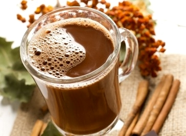 Image result for chocolate tea