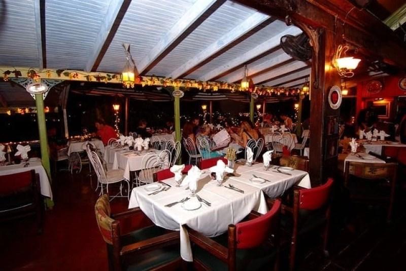 Jamaica restaurant Evita