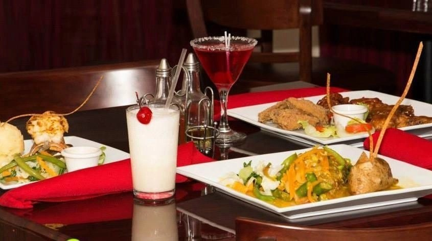 Ocho Rios villa staff have various dining options
