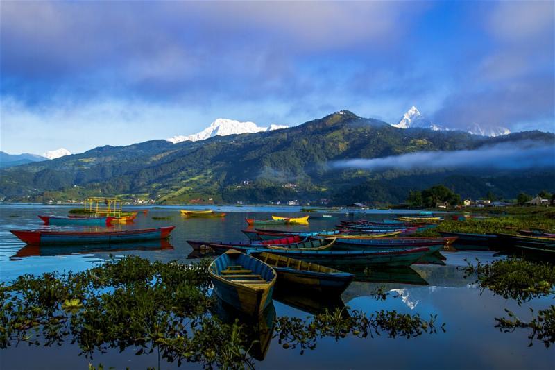 مدينة بوخارا في النيبال