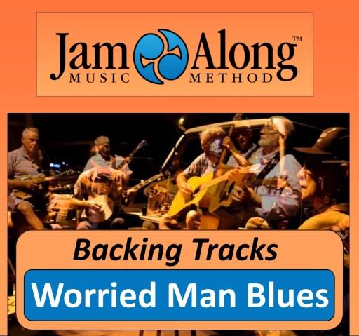 Worried Man Blues - Backing Tracks