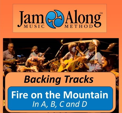 Fire on the Mountain - Backing Tracks