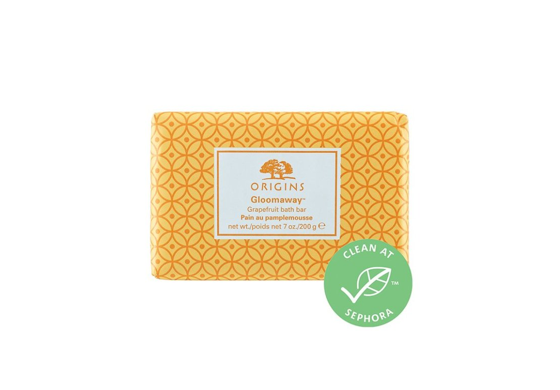 صابونة اوريجنز ORIGINS Gloom away Grapefruit Bath Bar