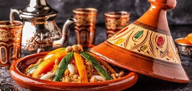 اطباق رمضان طاجن مغربي