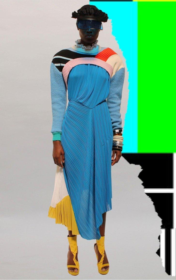 أسبوع الموضة في لندن أسبوع الموضة بلندن لربيع وصيف 2022