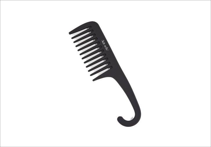KITSCH مشط واسع الأسنان مشط الشعر مشط الشعر مشط الشعر