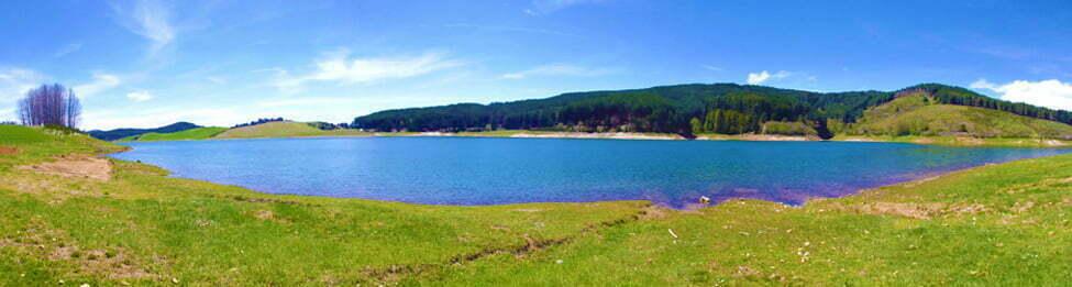 Primavera in Sila - Lago del Passante