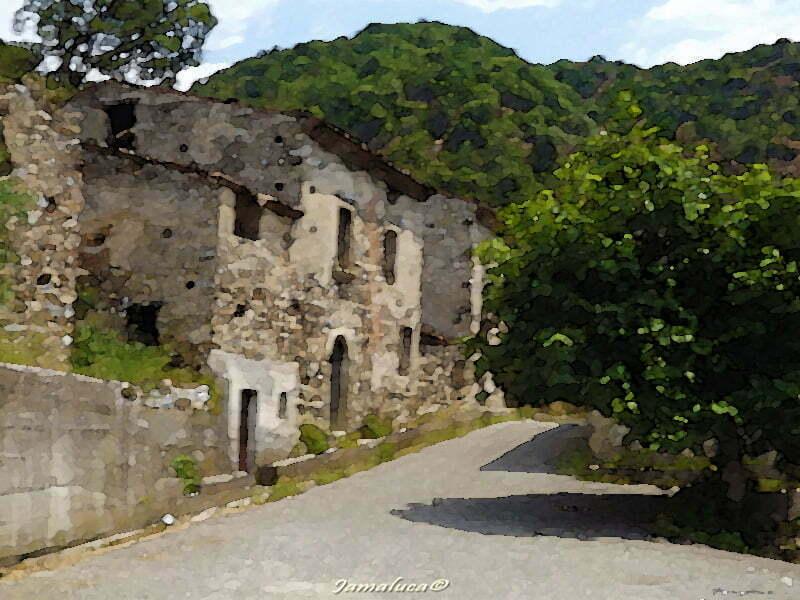 Carello: il borgo fantasma di San Giovanni in Fiore