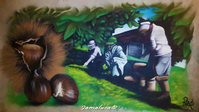 Angoli: il borgo della castagna