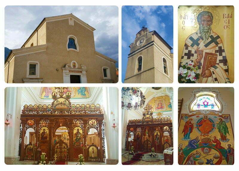 Civita - Chiesa di Santa Maria Assunta