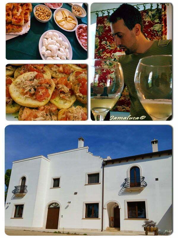 Dove mangiare nella Terra delle Gravine - Cantina Masseria Ludovico