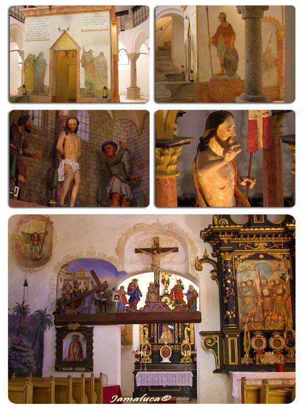 San Candido - Cappella di Altötting e del Santo Sepolcro