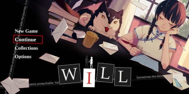 Will – A Wonderful World ( Progress )