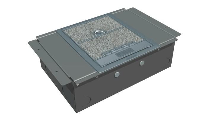 Oruga Floor Box