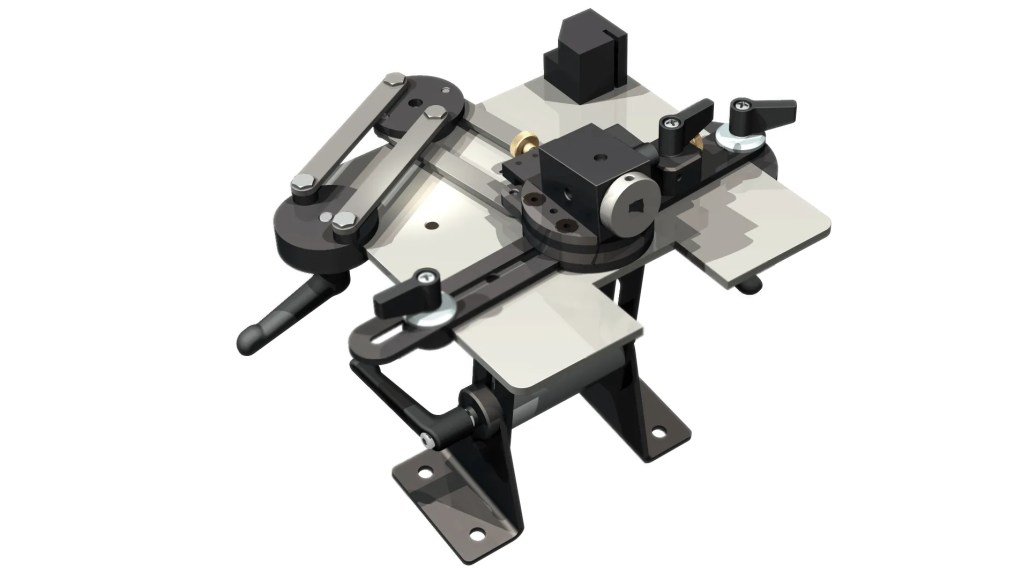 Acute Tool Sharpening System - Engineering Design Images