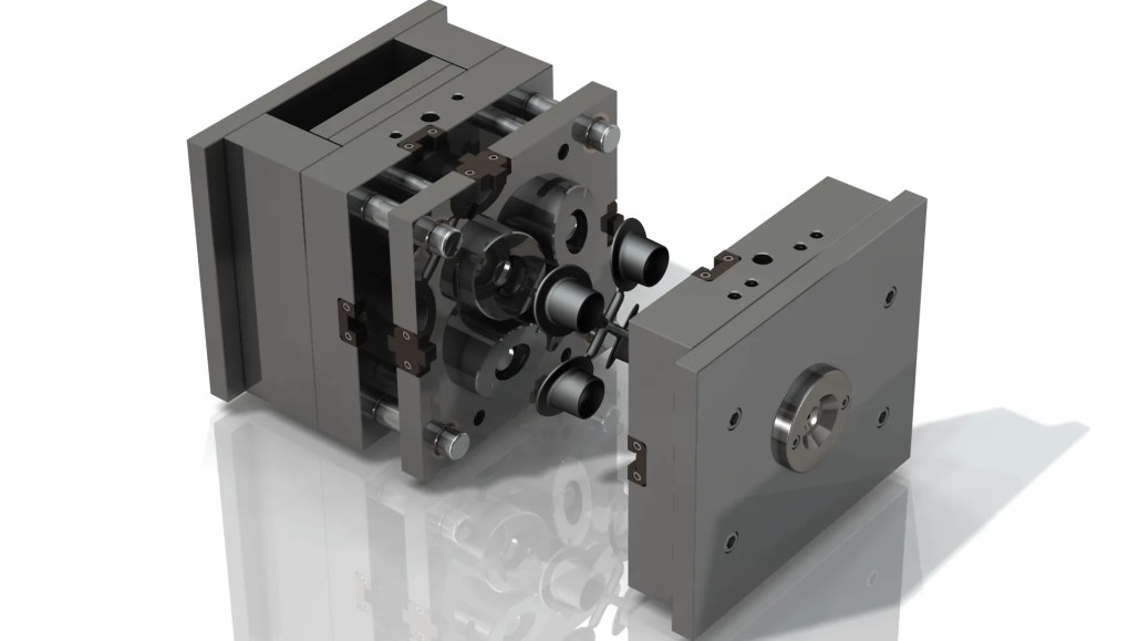 Injection Moulding Tool - Prototypes Tooling