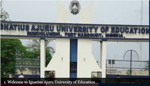 Ignatius Ajuru University of Education (IAUE)