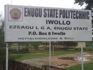 Enugu State Polytechnic