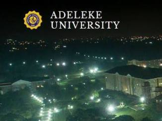 Adeleke University Releases 2018/2019 1st 2nd 3rd 4th Batch JAMB Admission List Is Out