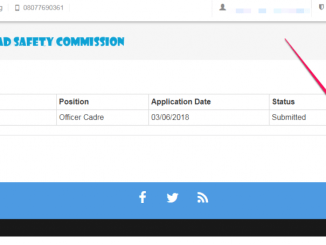 FRSC Recruitment Portal Form 2019/2020 - How To Apply, Login Page, Full Requirements