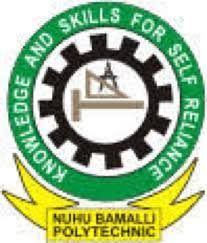 Nuhu Bamalli Polytechnic NUBA