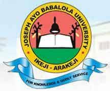 JABU Joseph Ayo Babalola University - jabu.edu.ng