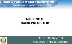 NEET 2019/2020 Rank Predictor Without Registration -  See Your Ranked Score Here