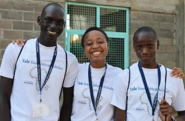 Yale Young African Scholars Program YYAS 2019 (Fully-funded) Login