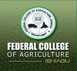 Federal College of Agriculture FCA ISHIAGU 2020/2021 Post UTME Admission Screening Form Is Out