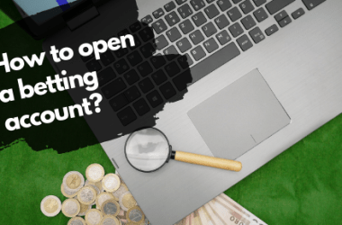 How to Open a Betting Account Online