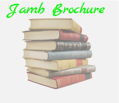 Jamb Brochure In Pdf Format