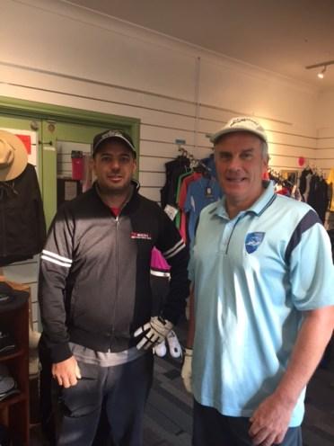 2016 Matchplay finalists -Johnny Bermudez and Tony Panecasio