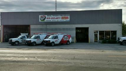fremont ohio truck repair