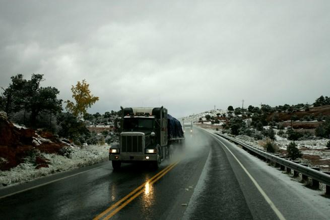 truck repairs roadside