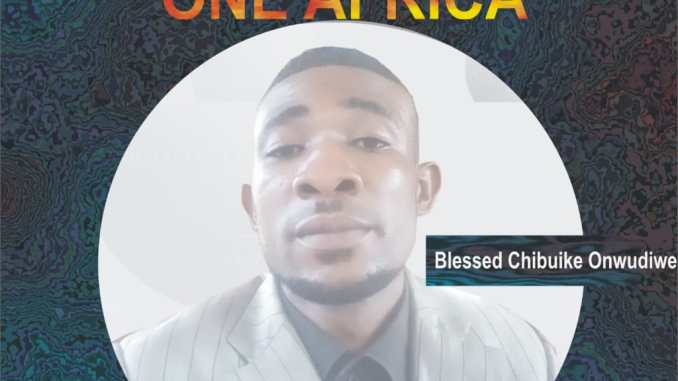 Blessed Chibuike – We Are One (One Africa)